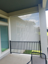 Sun Shade for patio Leander Texas 2021 install.