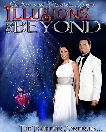 Justino and Daniela - Illusions and Beyond