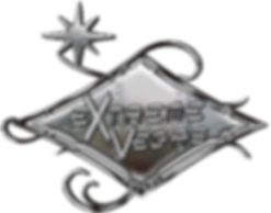 Justino & Daniela's Extreme Vegas Logo