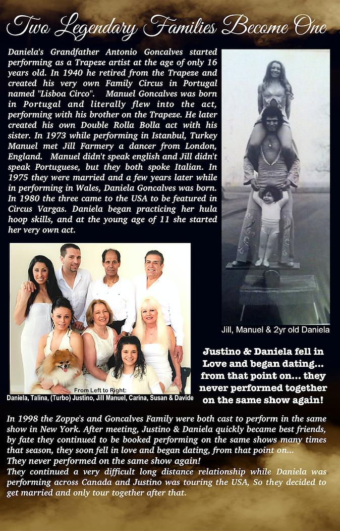 Family history... Daniela Zoppe