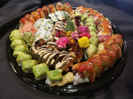 Roll Party Tray