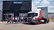 Equipe da Accert participa de capacitação da Scania em Barreiras Bahia