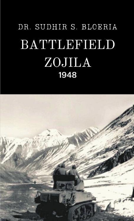 Battlefield Zojila - 1948