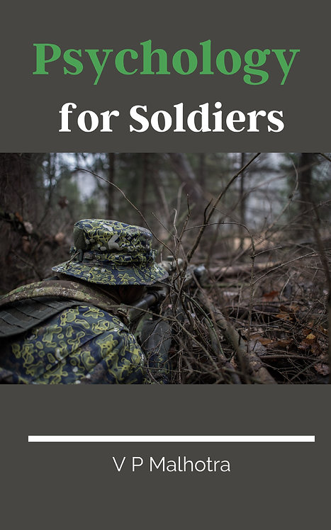 Psychology for Soldiers