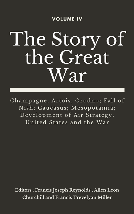 The Story of the Great War, Volume IV (of VIII)