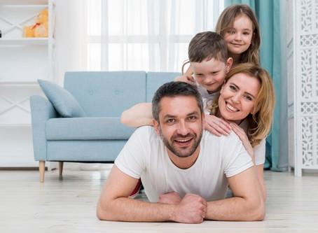 ¿Es Mas facil o dificil criar a tu hijo durante la cuarentena?