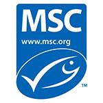 Logo du label MSC - Pêche durable