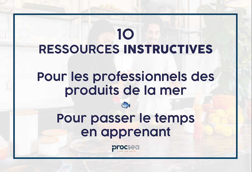10 Ressources Produits De La Mer Coronavirus