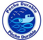 Logo du Label Peche Durable de FranceAgrimer