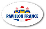 Logo Pavillon De France - France Filière Pêche