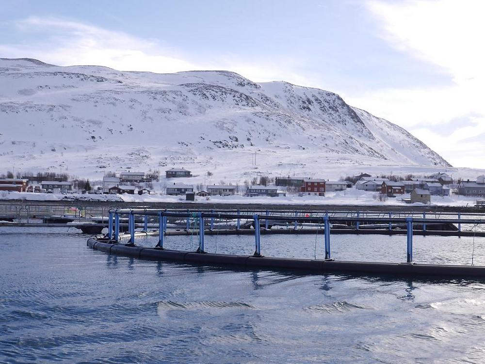 Bassin Norvège
