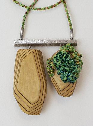 Kyoto Zen Garden Necklace