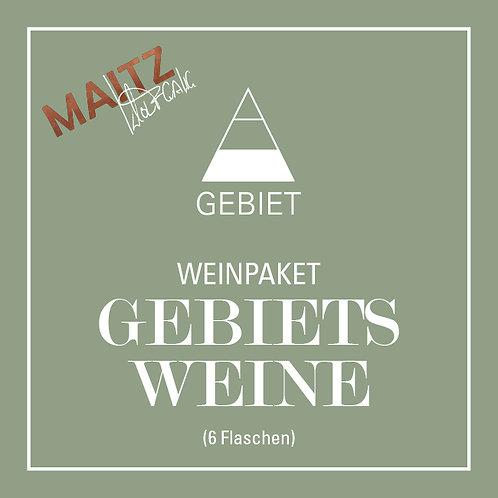 Wein Paket GEBIETSWEINE