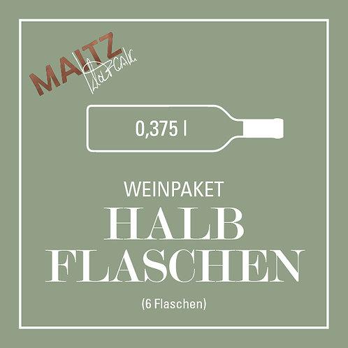 Wein Paket HALBFLASCHEN