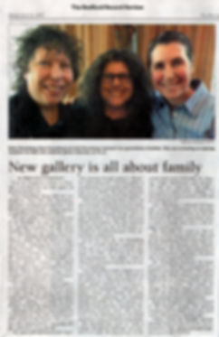 The Bedford Record Review, 2015