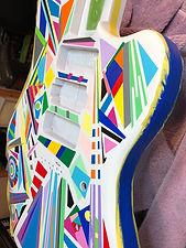 Jazzmaster Style Guitar