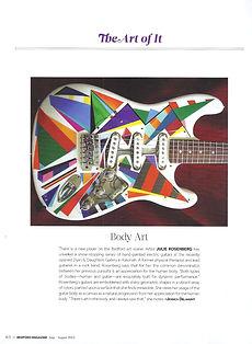 Bedford Magazine, 2015