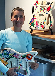 Julie Rosenberg, Artist