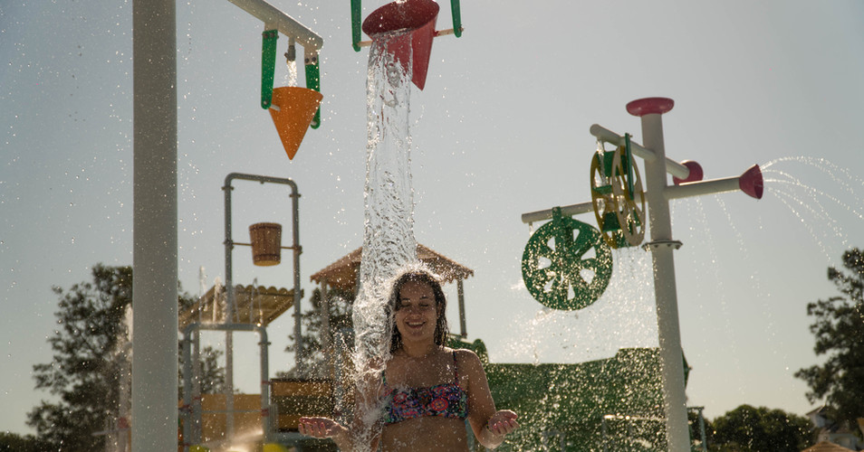 Waterplay infantil