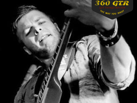 Erik Janson - Gitarr