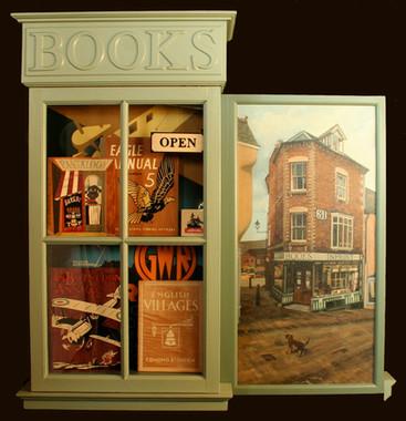 The Bookshop. (open)