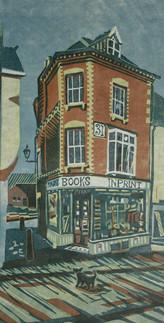 The Bookshop.