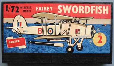 The Fairey Swordfish. (closed)