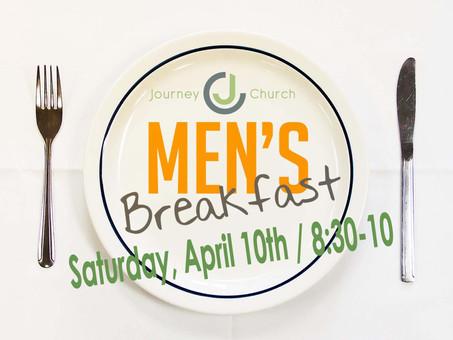 04.10.21 - Men's Breakfast