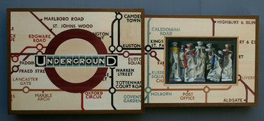 The Tube Station. (open)