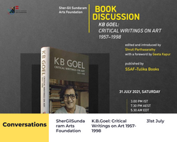 K.B.Goel: Critical Writings on Art 1957-1998