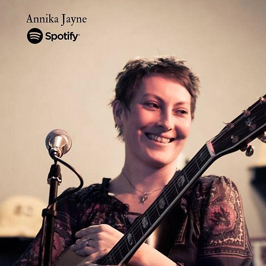 Annika Jayne Discography