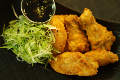 KFC w/Wasabi Green Onion