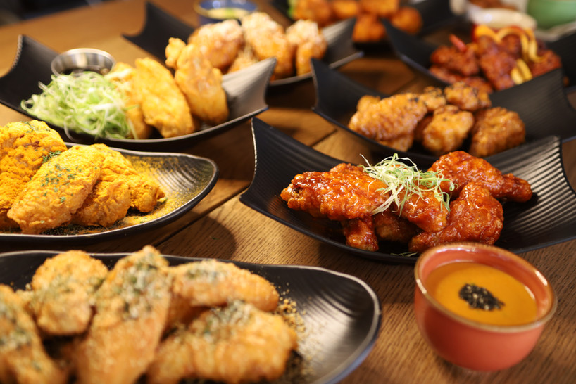 Maejoo Fried Chicken Menus