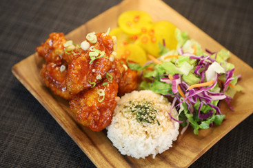 Maejoo Lunch Special (Chicken wings)