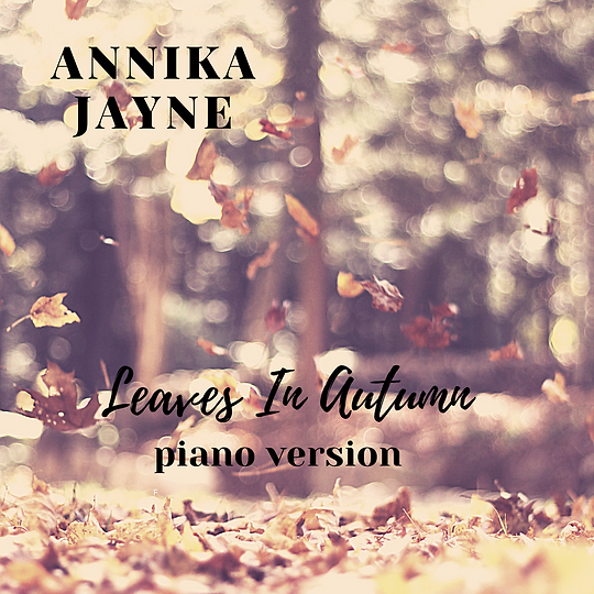 Leaves in Autumn (Piano Version)