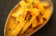 Pixie Dust Cheddar Fries