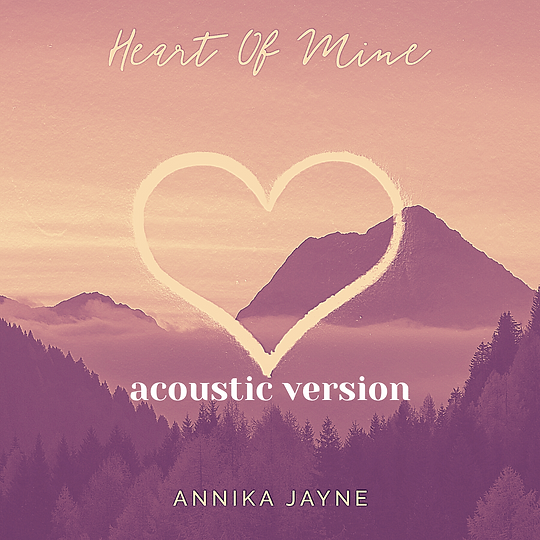 Heart of Mine (Acoustic Version)