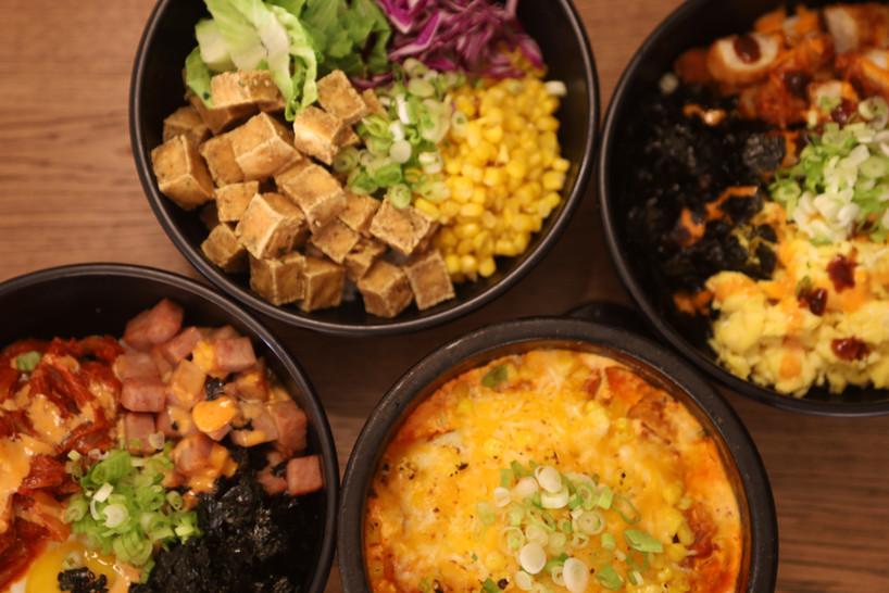 Maejoo Rice bowls