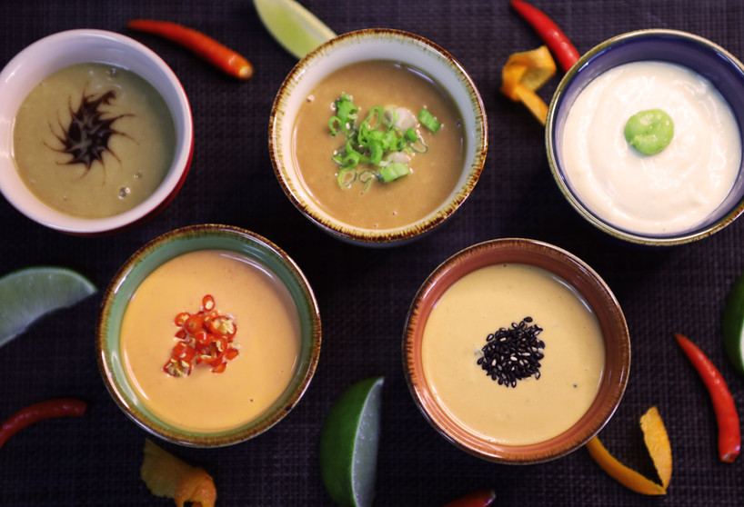 Maejoo signiture Home-made dipping sauce