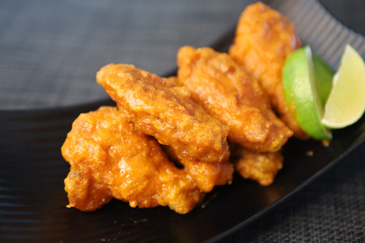 Lava Lime Wings