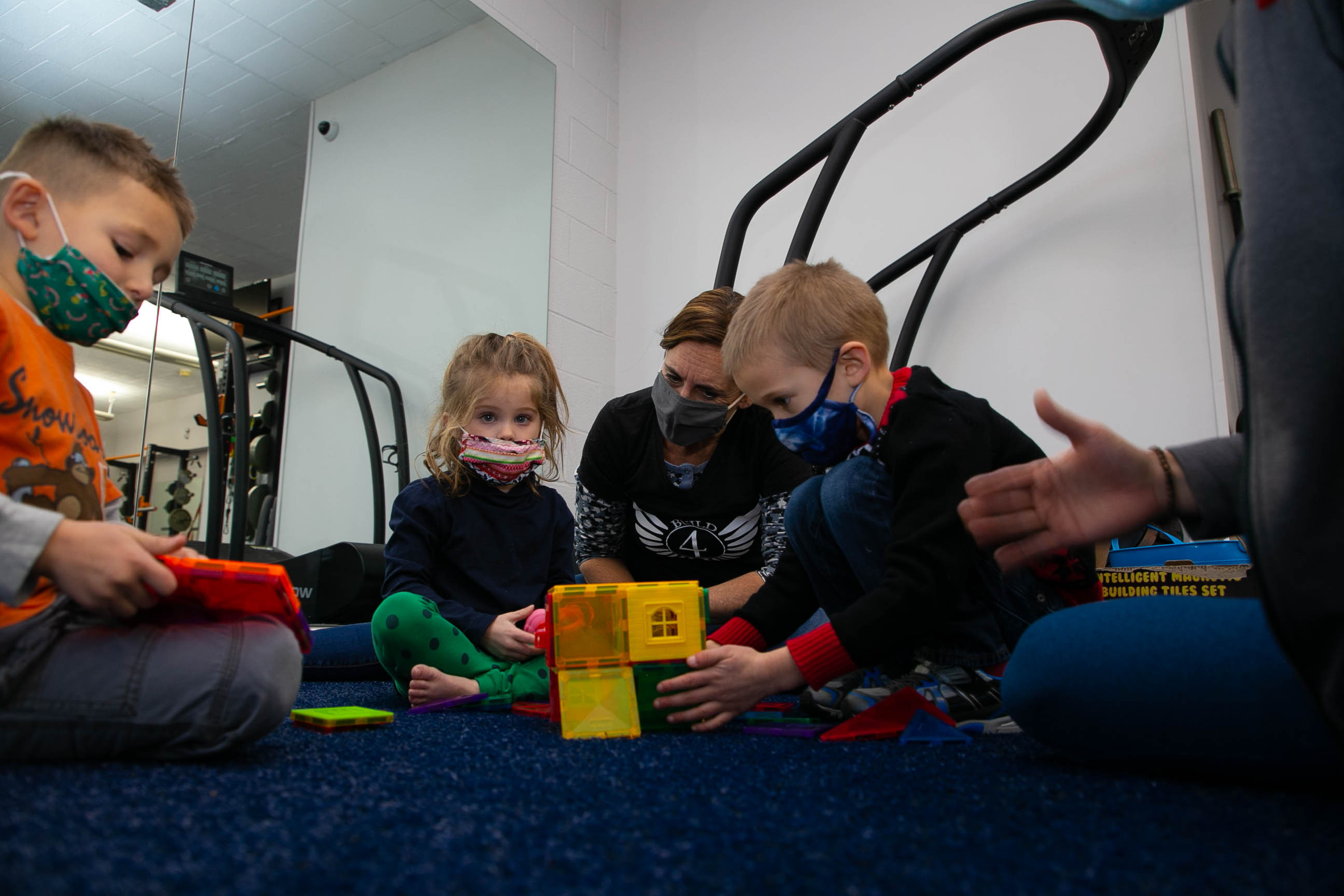 Single Session of 3-5 years old
