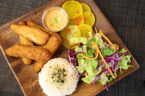 Maejoo Lunch Special (Tender)