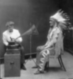 Indian chief recording