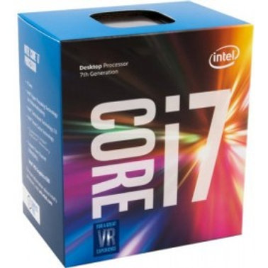 CPU INTEL Core i7 7700 3.6(4.2)GHz 8MB 65W SC1151 C