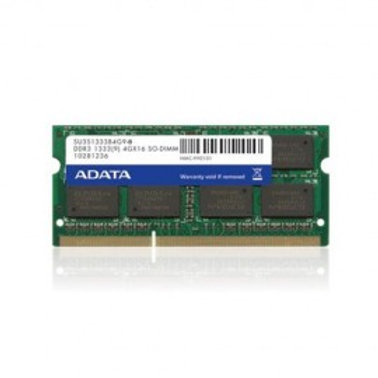 MEMORIA DDR3 ADATA 2GB 1333 MHz SODIMM