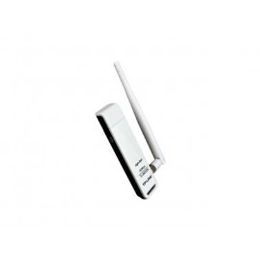 ADAPTADOR INALAMBRICO TP-LINK/USB 2.0/N150/1 ANT/4dBi/TL-WN722N