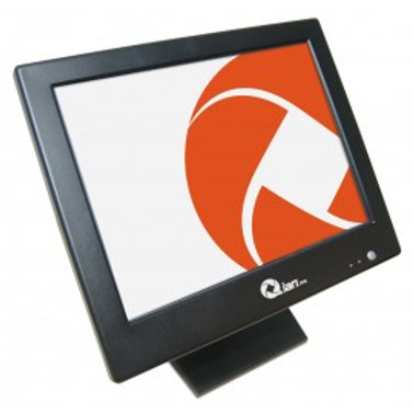 "MONITOR TOUCH QIAN (QMT121701) 12"" 1024X768 4:3 500/1 250CD"