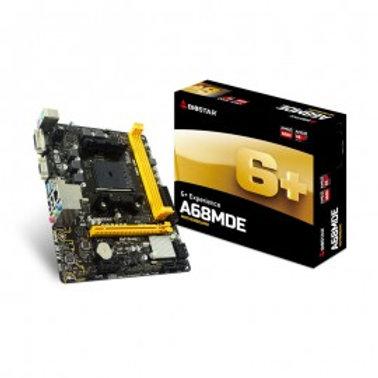 TARJETA MADRE BIOSTAR A68MDE 2-DIMM DDR3- USB 3.1 VGA/DVI SOCK FM2+