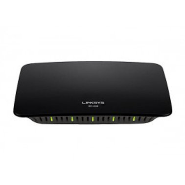SWITCH LINKSYS PLASTICO 5 PUERTOS/FAST ETHERNET