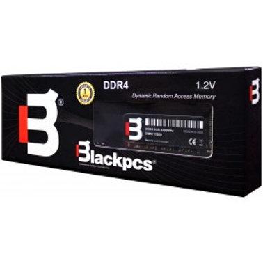 MEMORIA RAM BLACKPCS DDR4 UDIMM 8G 2400 MHZ 1.2V(INTEL)